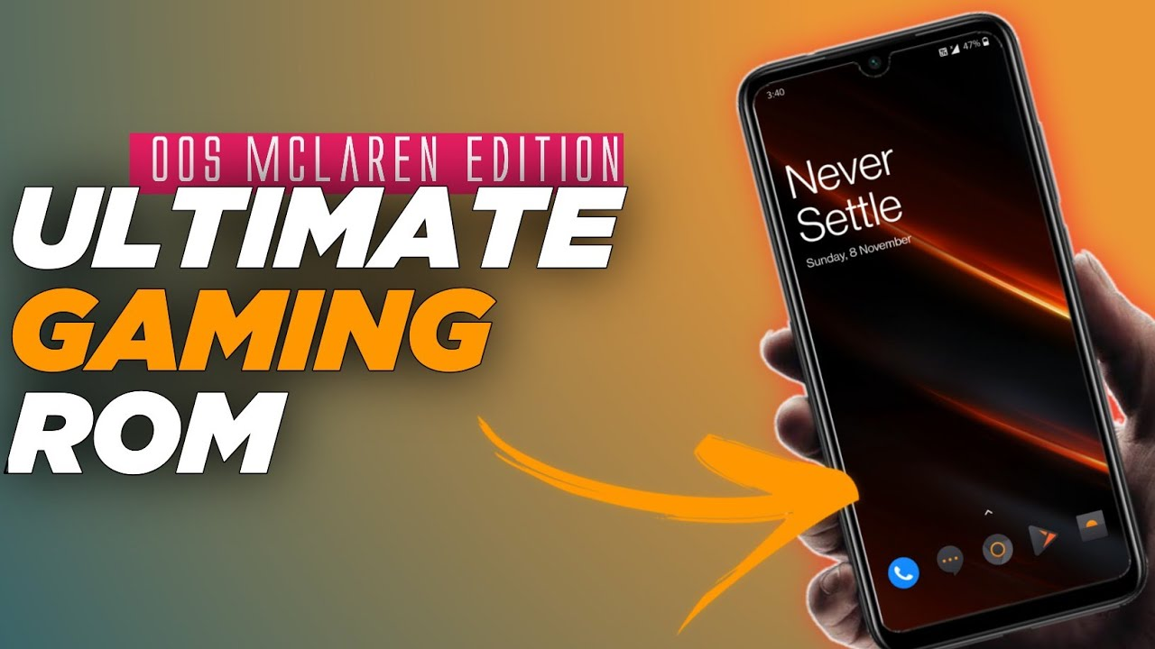 Powerful Gaming Rom For Redmi Note 7 Pro ft.Oxygen OS McLaren Edition V2 🔥🔥🔥