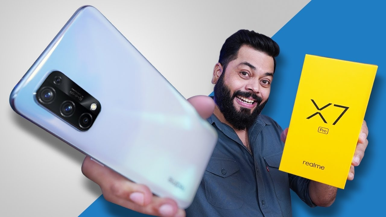 realme X7 Pro 5G Unboxing And First Impressions ⚡ Dimensity 1000+, 120Hz | Coming Soon In India #android