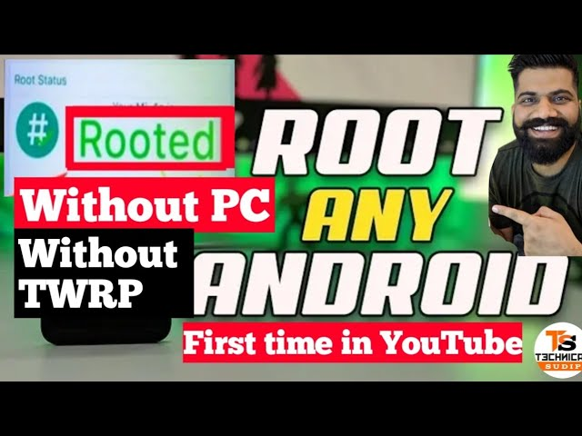 How To Root Any Android Phones Without PC And TWRP |First Time On Youtube 2020 |TECHNICAL SUDIP|