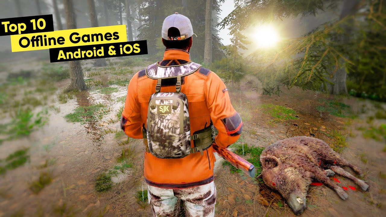Top 15 Best OFFLINE Games for Android & iOS 2020 | Top 10 Offline Games for Android 2020 #8