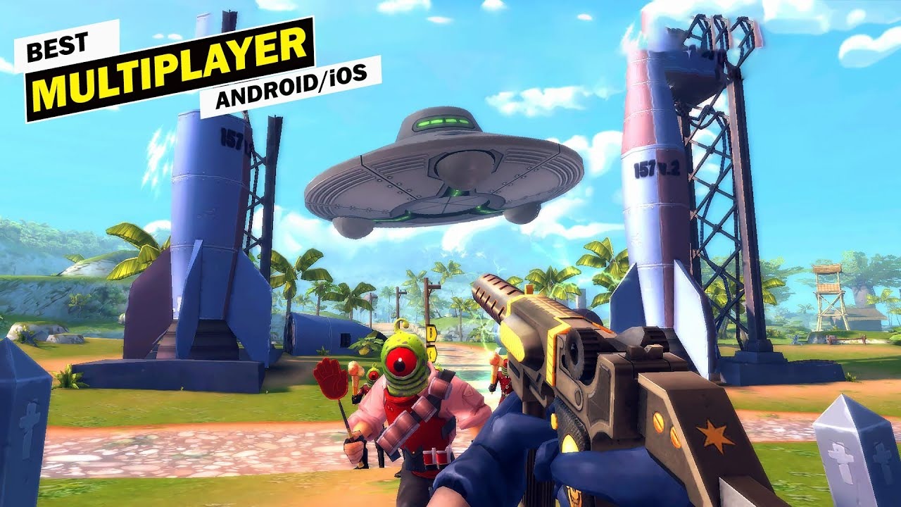 10 Best Multiplayer Games for Android & iOS/ Free Android Multiplayer Games 2020!