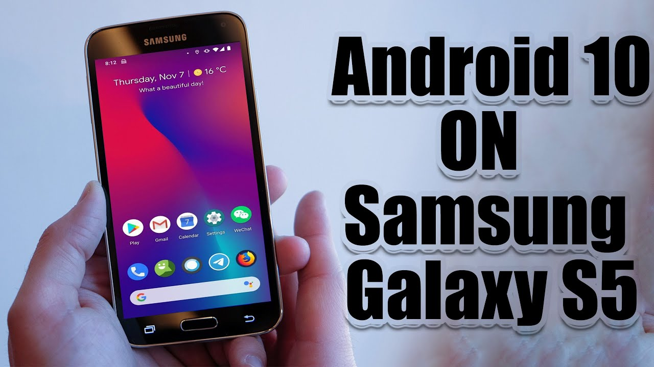 Install Android 10 on Samsung Galaxy S5 (LineageOS 17.1) – How to Guide!