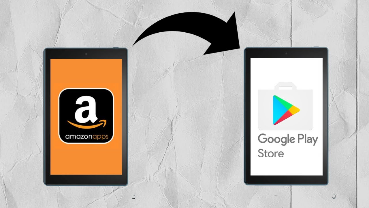 Install the Google Play Store on your Amazon Fire Tablet