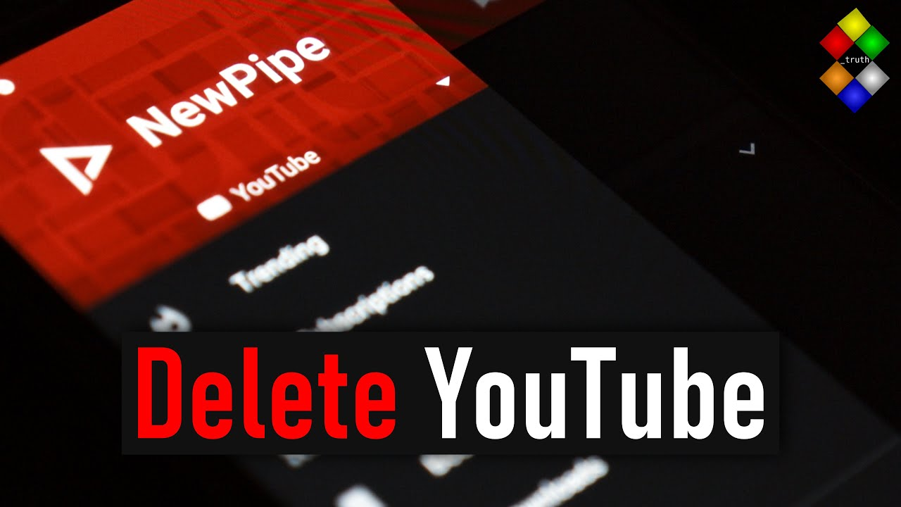 NewPipe – How to Watch YouTube without YouTube