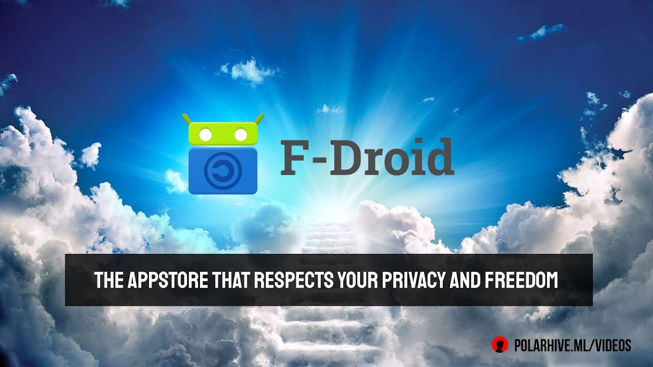 F-Droid | An App Store That Respects Your Privacy & Freedom