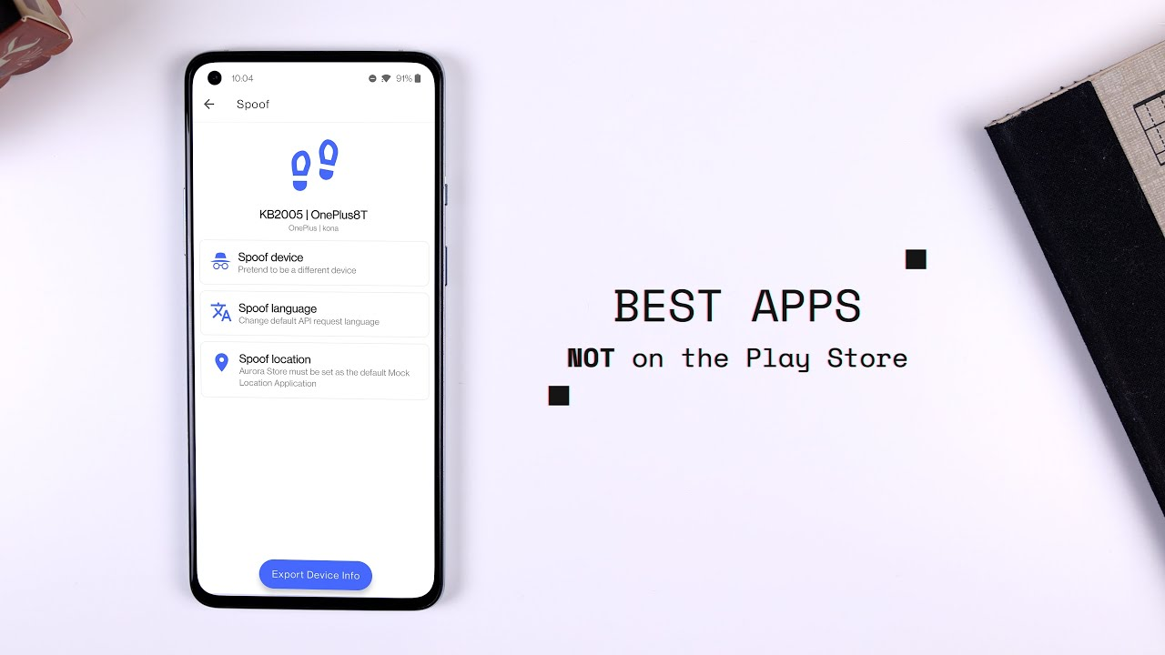 Best Android Apps that are NOT on the Play Store!