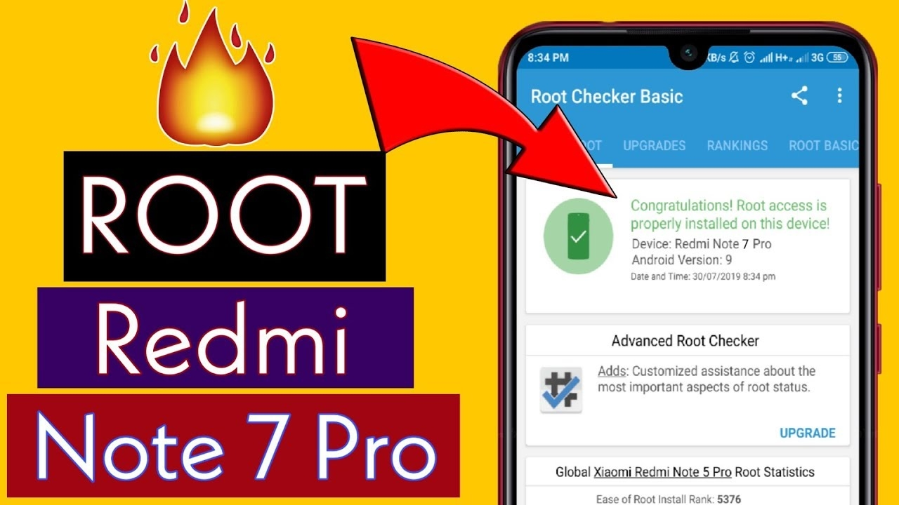 [2021] how to root xiaomi redmi note 7 pro