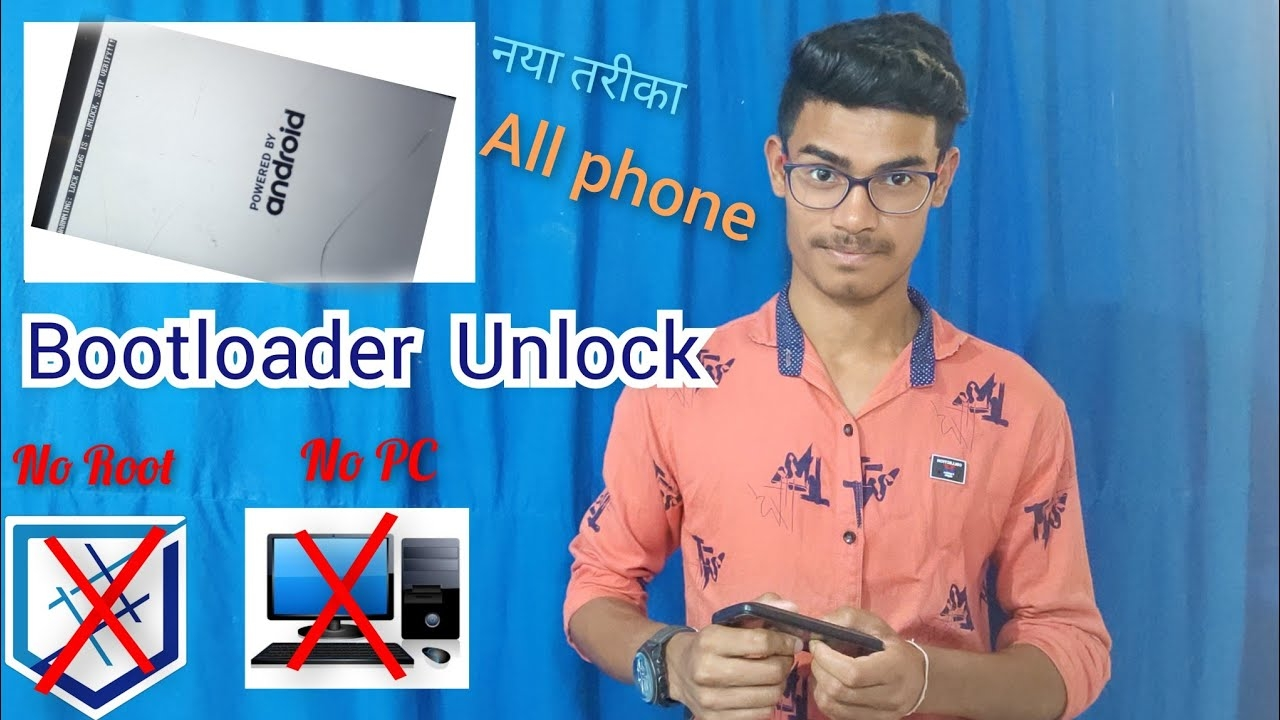 #Boot Unlock bootloader without pc, Unlock bootloader, How to Unlock bootloader, bootloader Flashing