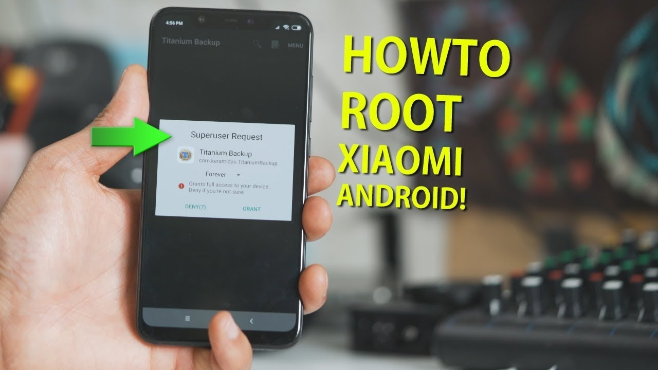 How to Root Xiaomi Android! [Universal Method]
