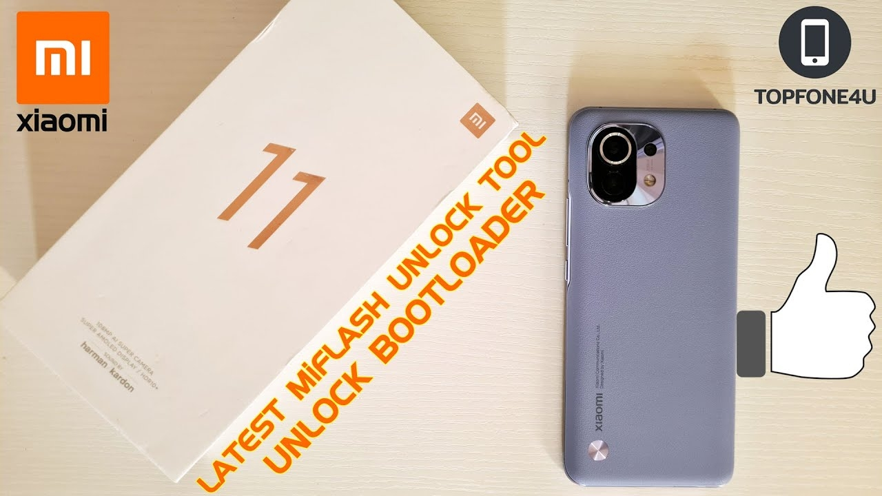 How to Unlock Bootloader on Xiaomi Mi 11 or Any Xiaomi Device using the latest MiFlash Unlock Tool