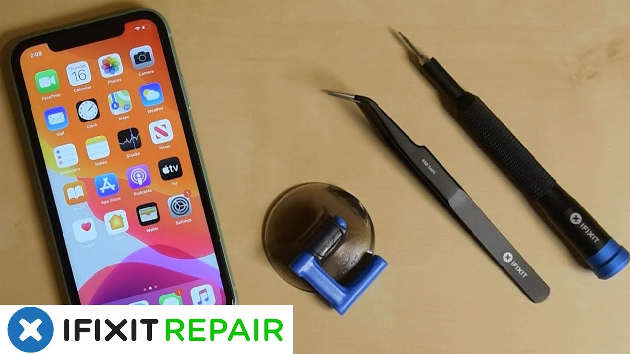 iPhone 11 Screen Replacement: Fix Your Cracked Screen!