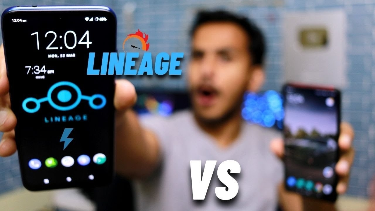 lineage os vs aosp based rom   which one to install for best performance ? 🔥🔥