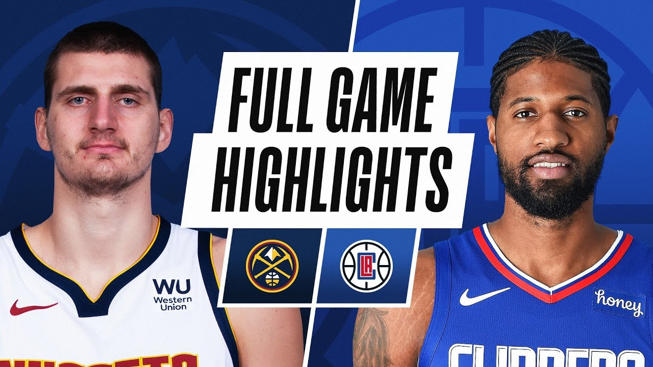 NUGGETS at CLIPPERS | FULL GAME HIGHLIGHTS | May 1, 2021