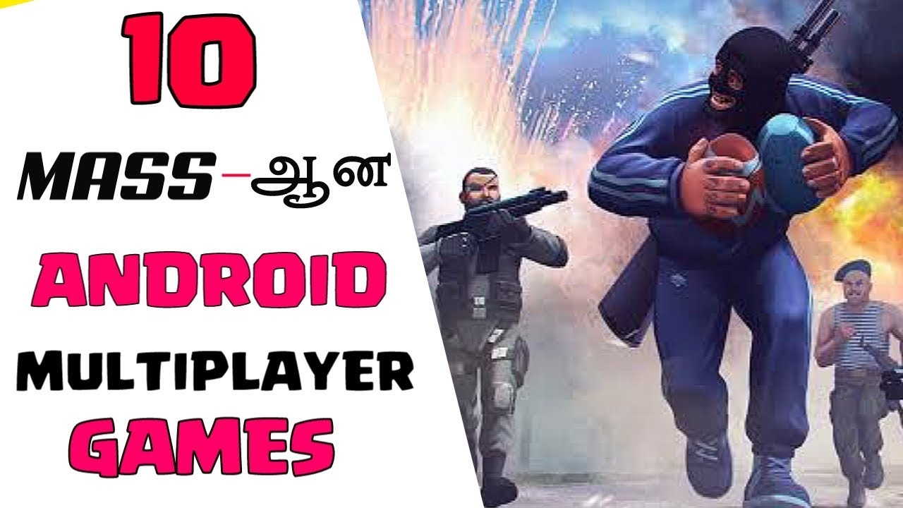 Top 10 Best Multiplayer Games for Android 2021 (High Graphics)