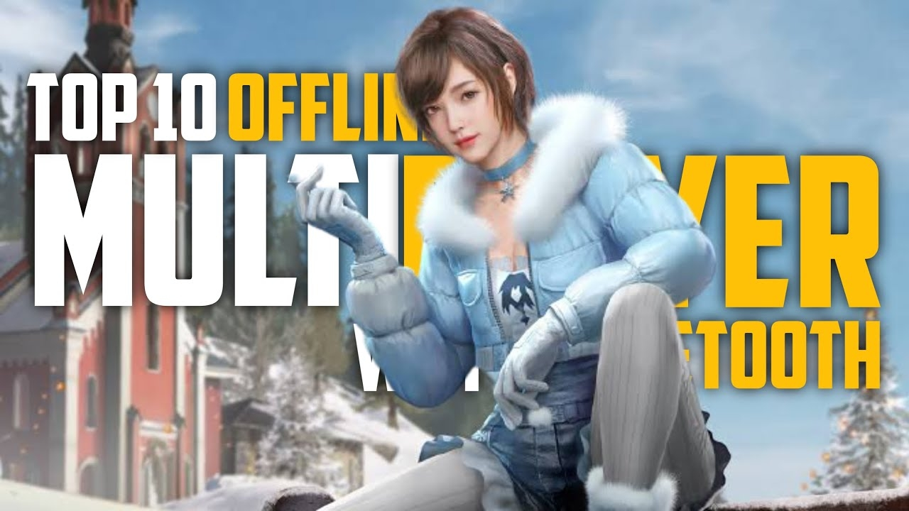 Top 10 Best OFFLINE Multiplayer Games For Android 2021 | Play Offline With Lan Wifi | Capital Gamer7