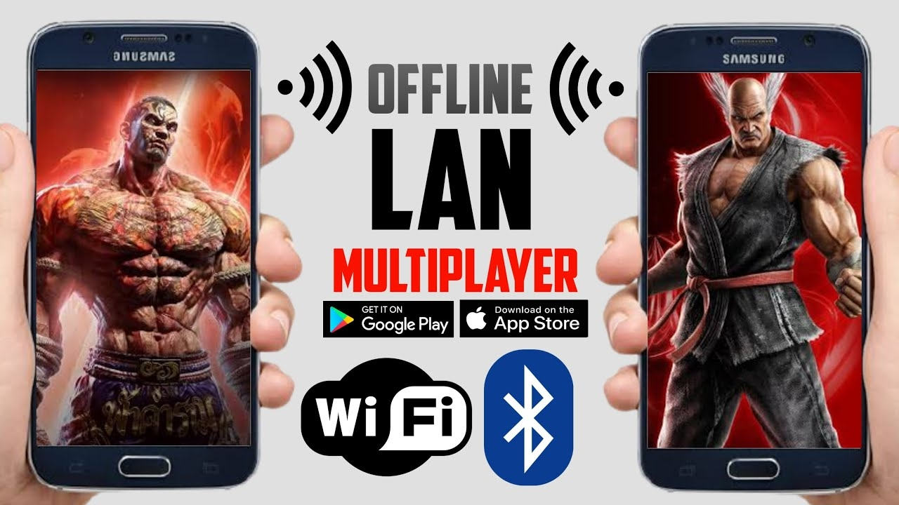 Top 10 OFFLINE Multiplayer Games For Android & iOS ( Wifi/ Bluetooth ) Offline Multiplayer Games