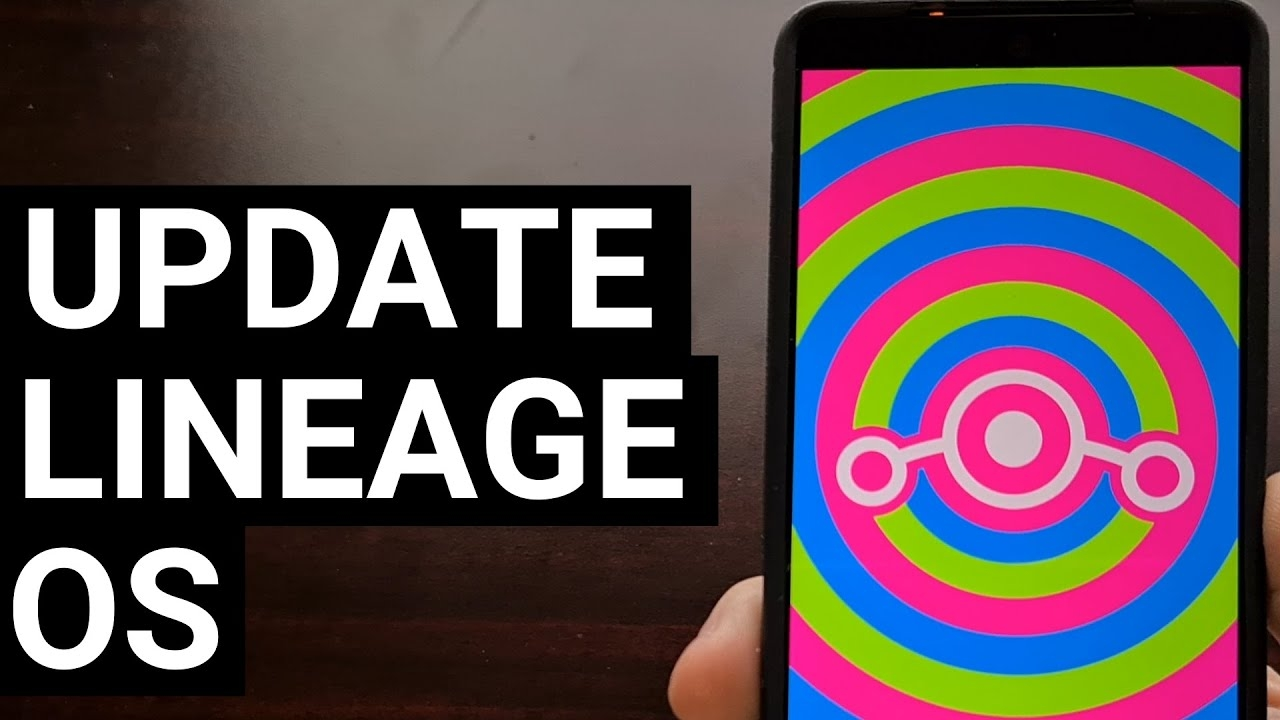 How to Update from LineageOS 17.1 to 18.1