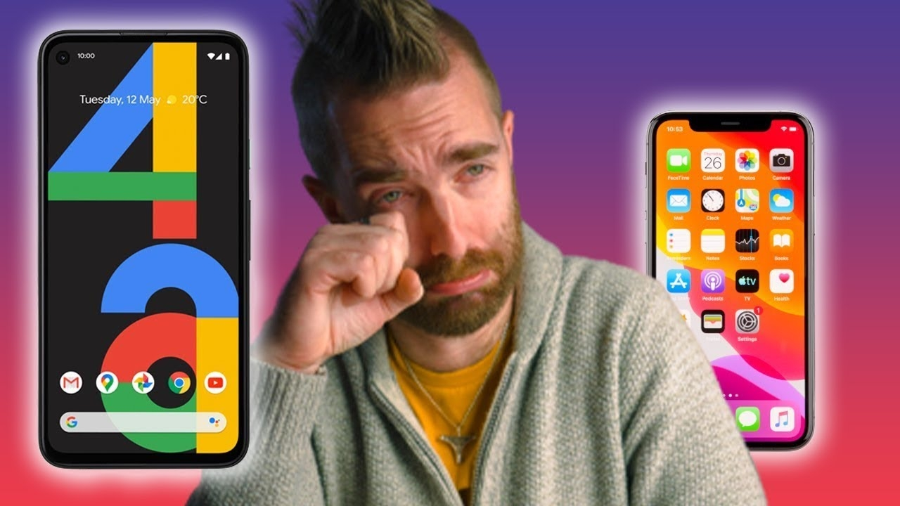 Lifelong iPhone User Switches to The Google Pixel 4a