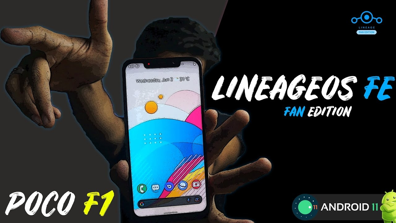 LINEAGE OS FAN EDITION | CRAZIEST ROM EVER! | POCO F1 | Android Arena