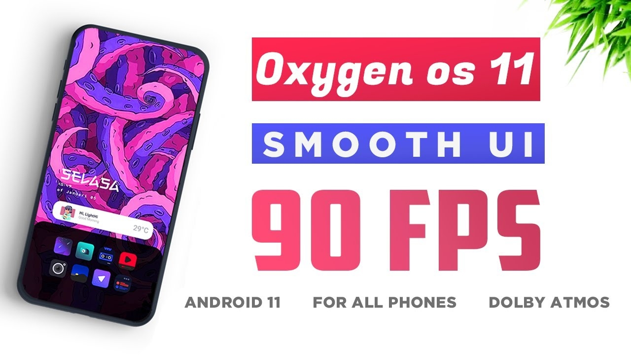Oxygen OS 11 Rom - For All Phones