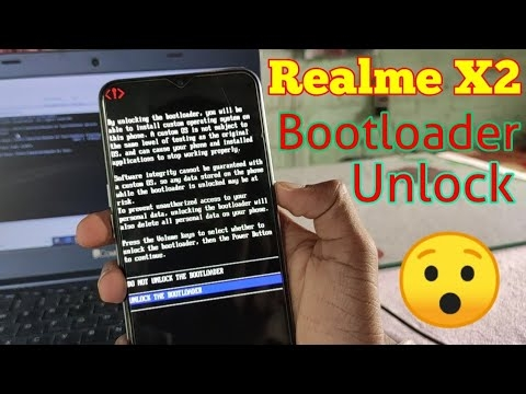 Realme X2, How to Unlock Bootloader, Easy Way to Unlock Bootloader, With New Bootloader Tool,