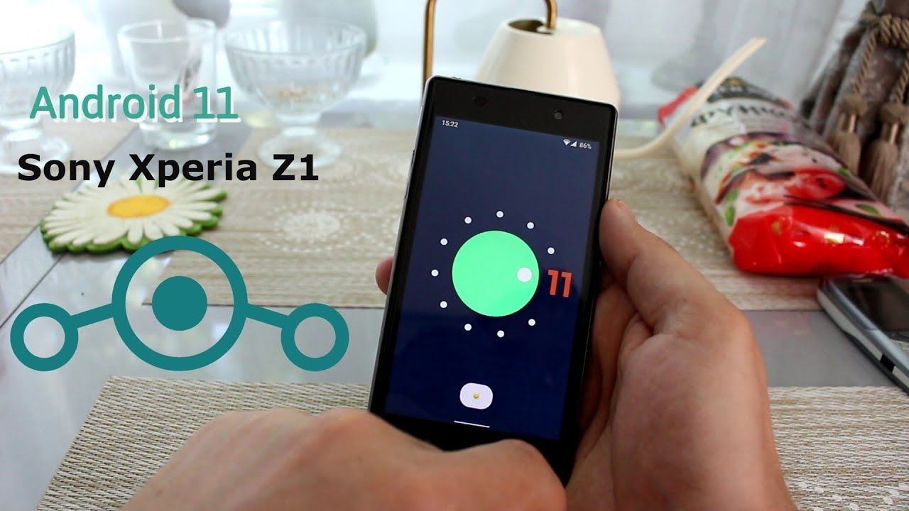 Sony Xperia Z1 Lineage OS 18.1 (Android 11)