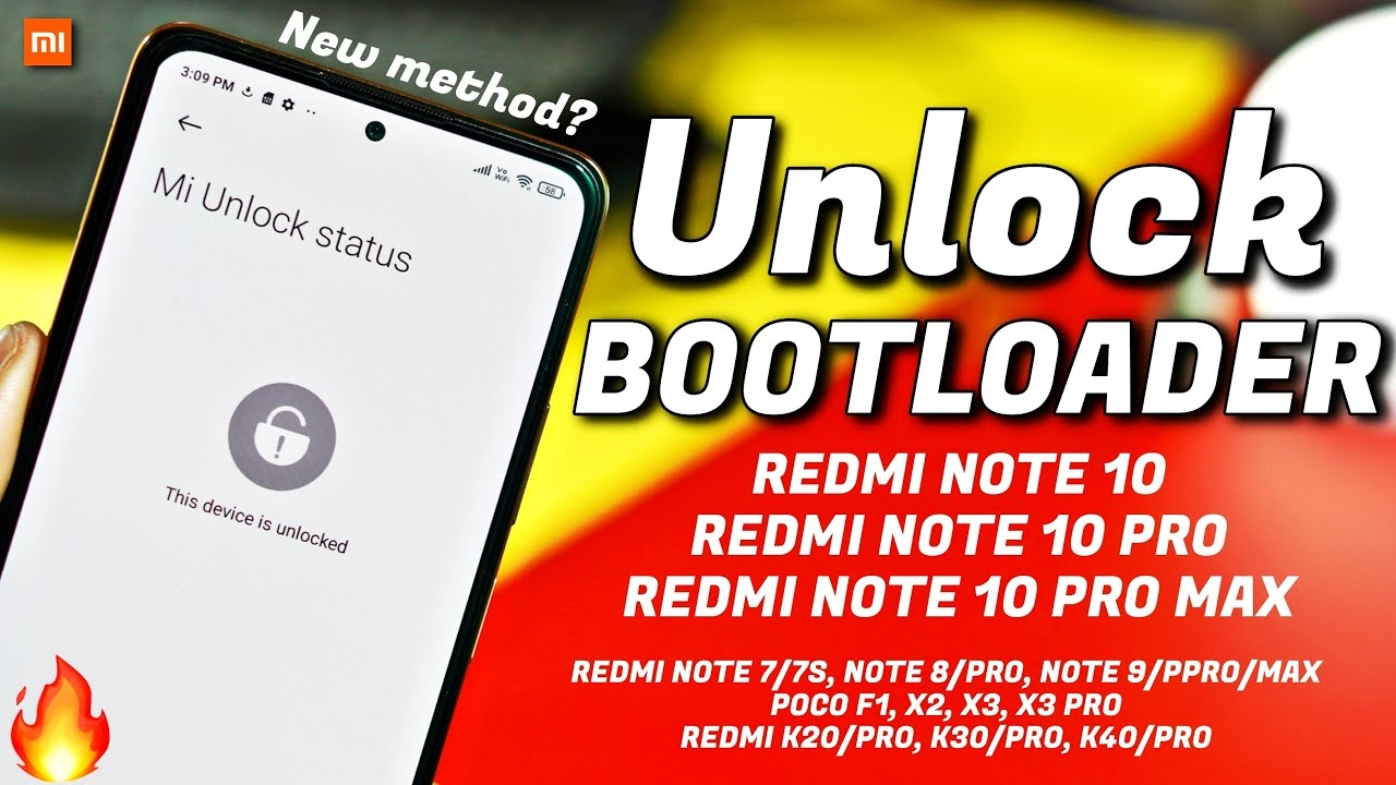 Unlock Bootloader any Xiaomi Phones Ft Redmi Note 10/Pro/Max, ignore/Fix Waiting time