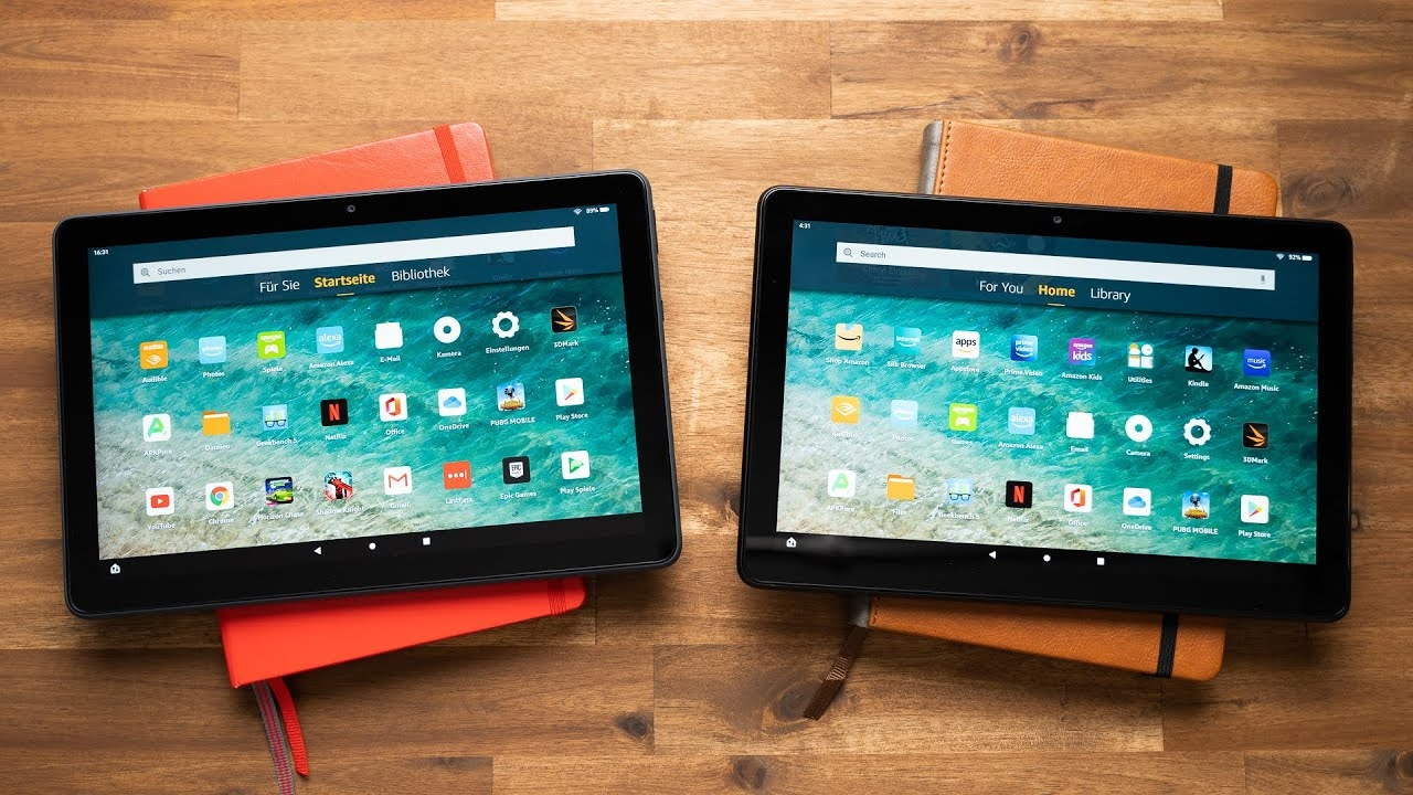 Amazon Fire HD 10 Plus Review: How Good Is The 2021 Gen?