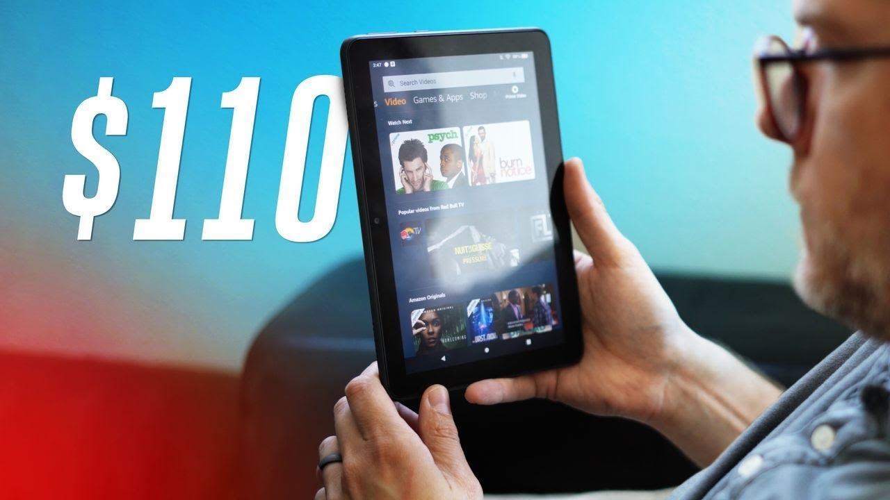 Amazon's $110 tablet is great and terrible
