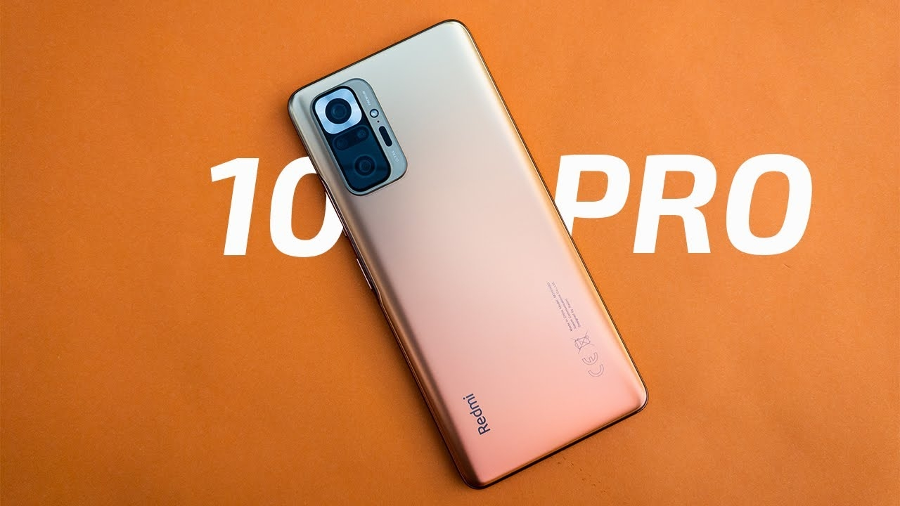 Do you really need a Flagship Device? - Xiaomi Redmi Note 10 Pro Review