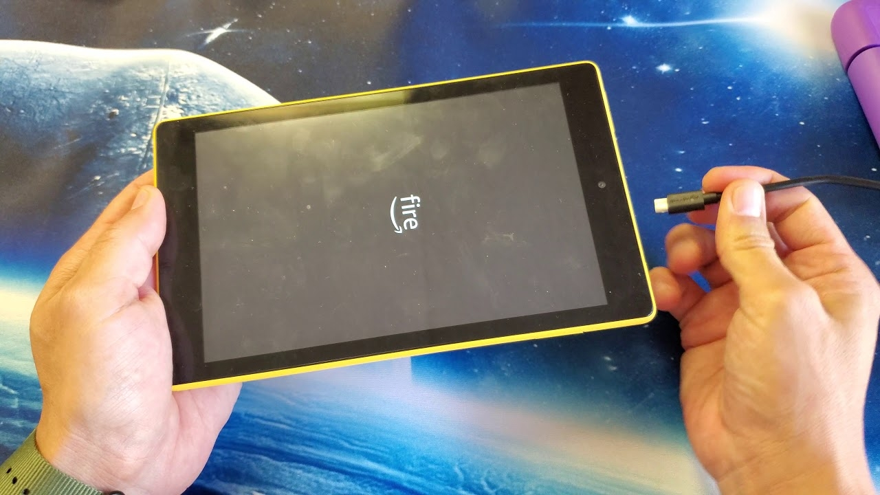 How to Fix Frozen or Unresponsive Amazon Fire HD 8 Tablet (2 Easy Fixes)