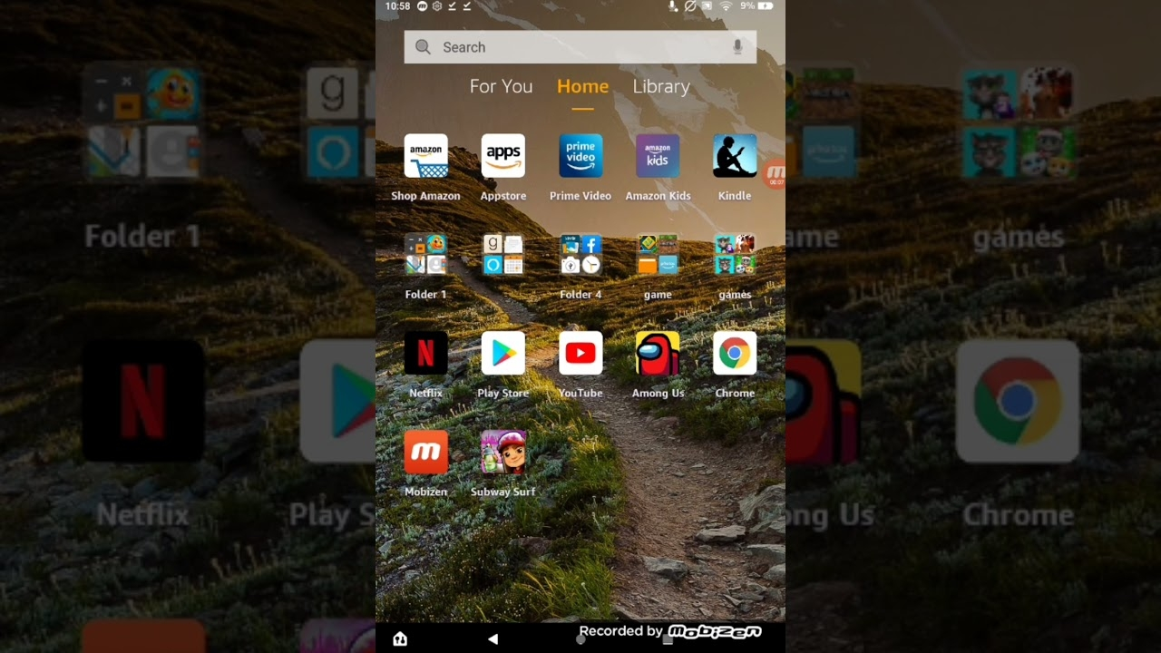 How to get happy mod on Amazon fire tablet (2021) free