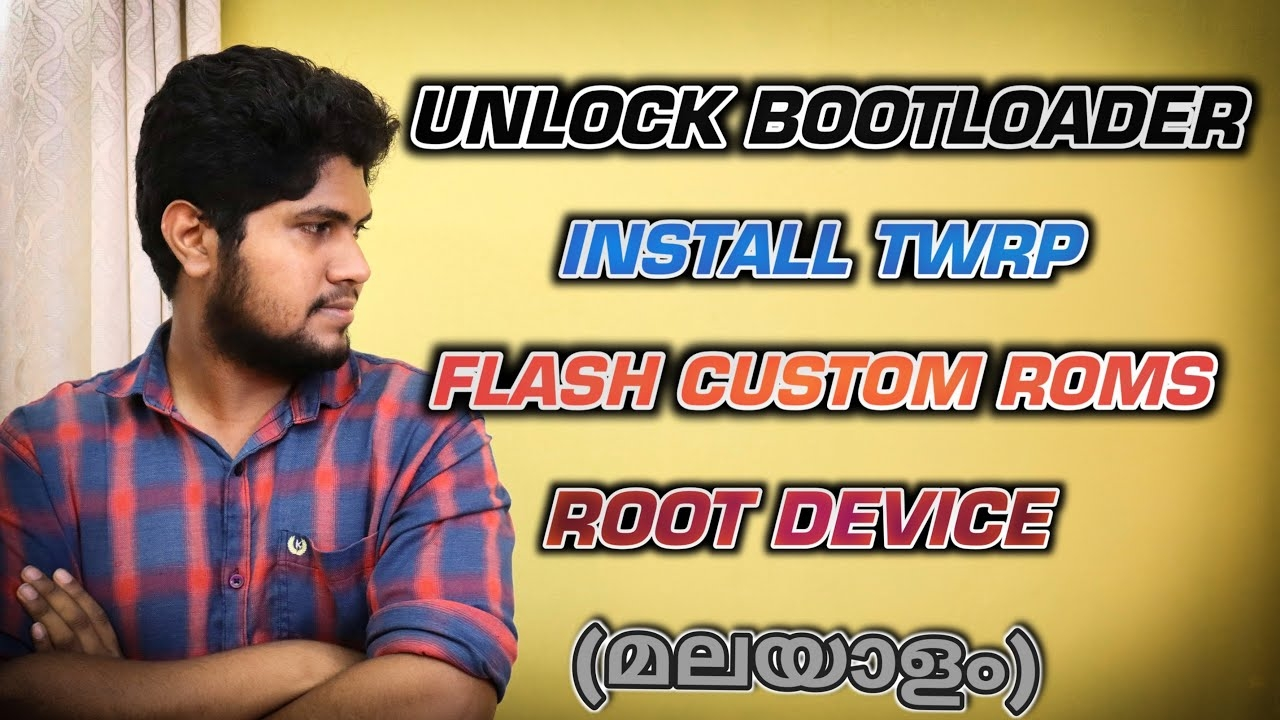 How to install custom rom detailed tutorial | unlock bootloader install twrp recovery,rom,root