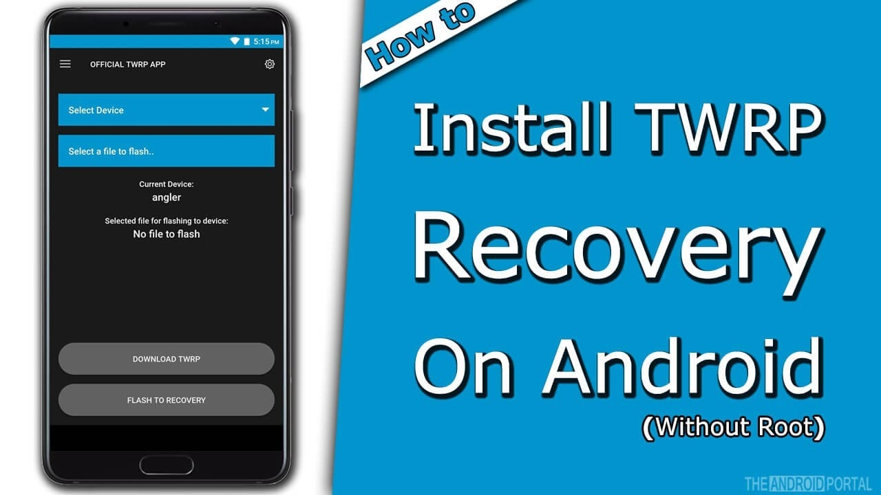 How To Install TWRP Recovery l Working 100% 2021