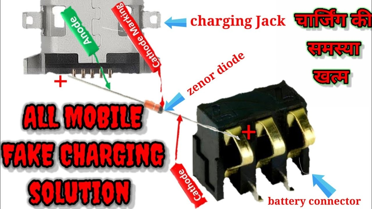 mobile is not charging   fake  charging   all android mobile charging solution   slow charging