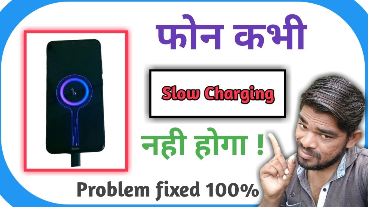 Phone slow charging problem solution 2021 tricks   Enable 30W fast charging mode in any phone