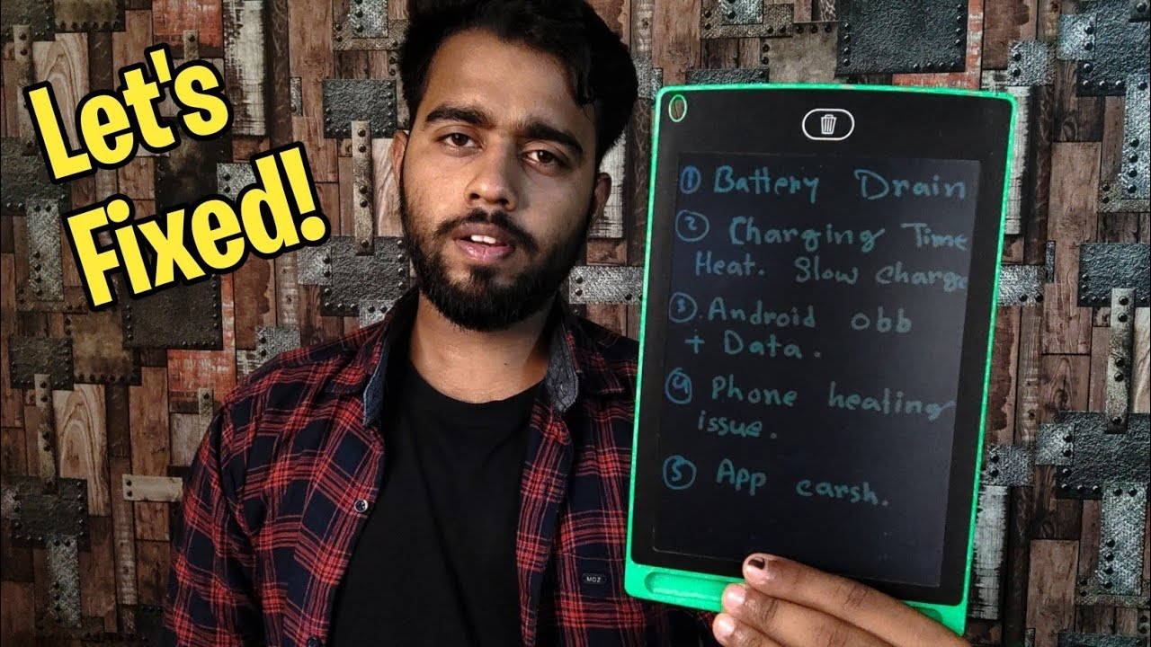 Vivo Z1 Pro – Battery Drain⚡Slow Charge & Heat⚡App Crash⚡Phone Heat ⚡Android Data & Obb File lost?