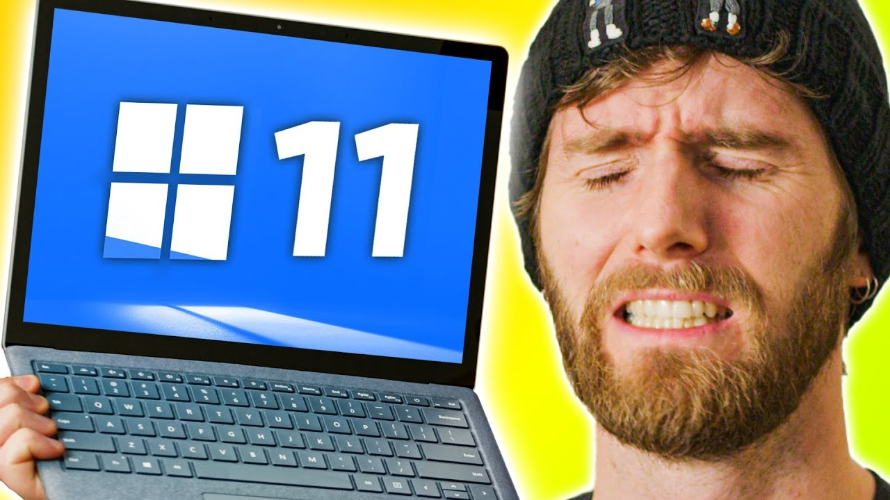 WHY did I get my hopes up? - Windows 11 Announcement