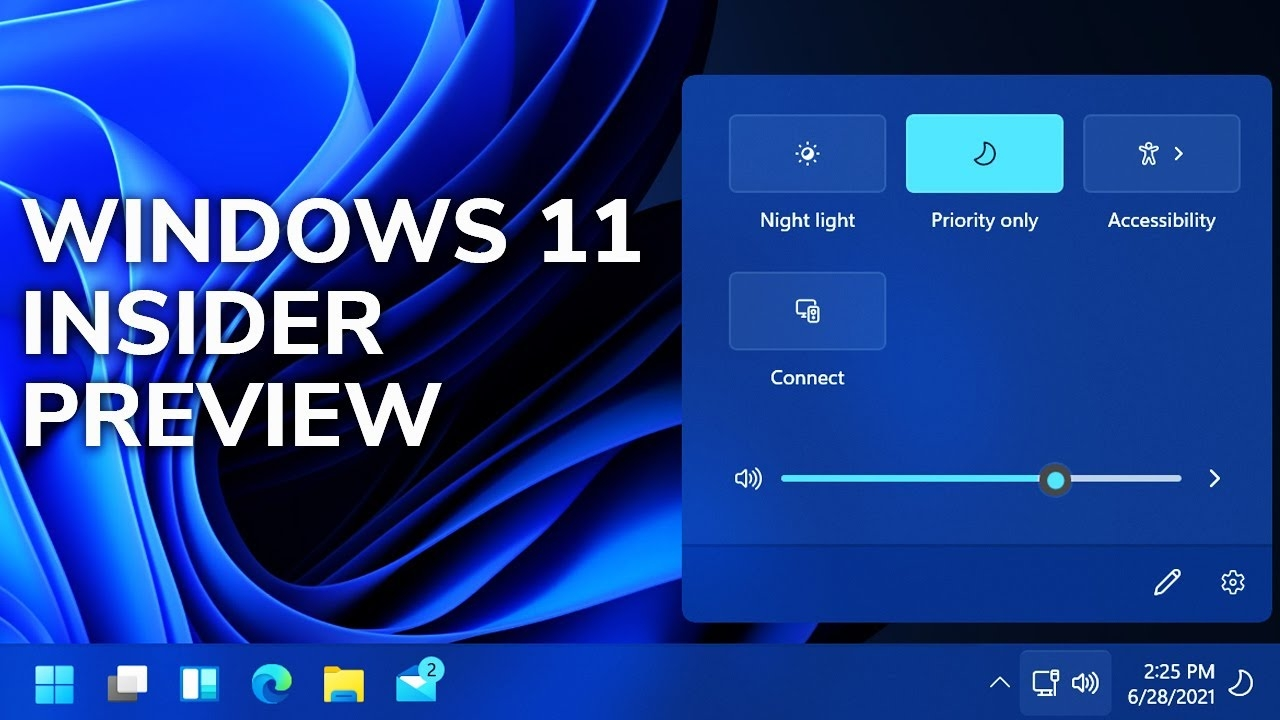 WINDOWS 11 IS HERE - Insider Preview 10.0.22000.51 (co_release) - How to Install + What's new
