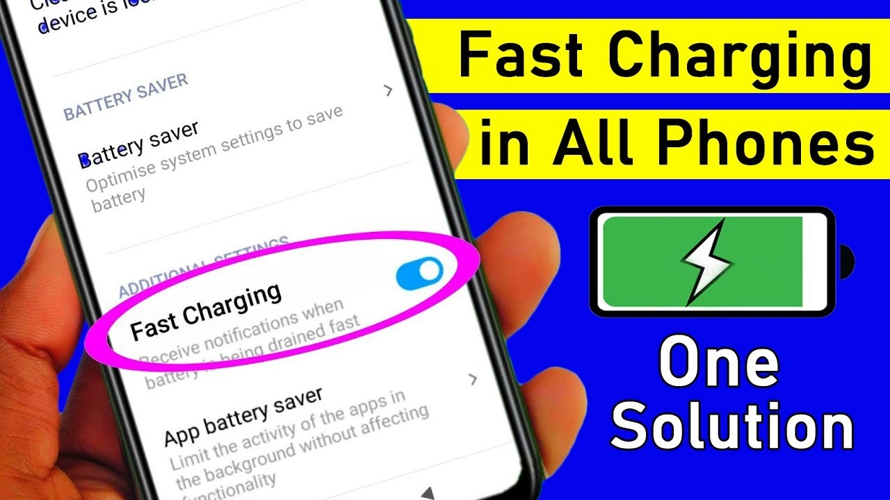 Xiaomi Redmi Poco Phones Slow Charging Issue Solved   Fast Charging Tips and Tricks