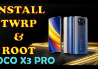 😲🔥 POCO X3 PRO  🔥😲 | How To Install Pitch black TWRP & Root With Magisk Easiest Step By Step Guide