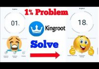 1% problem solving root |  how to solve 1% problem kingroot | kingroot 1% problem | 1% problem |