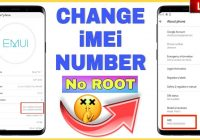 (2021) how i change imei number |new apk |no root |without computer |by souvik