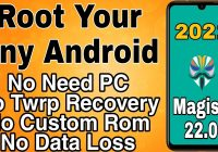 ( Hindi ) How To Root Any Android Mobile | Without PC | Without Twrp Recovery | Without Custom Rom