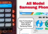 How To Install Twrp Recovery & Root Samsung Phones.  Install Twrp On Samsung S7 Edge & Root