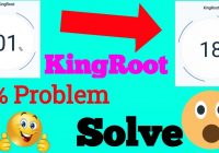 how to root any Android   kingroot 1 percent problem solve   1 percent problem fix   Maaz Tech Info 