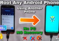 How To Root Any Android Phone Without PC.  Root Any Company Android Phone Without Computer
