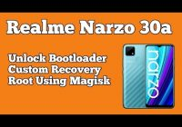 How To Root Realme Narzo 30a | How install TWRP Realme Narzo  30a| Realme Narzo30a ROOT+TWRP Install