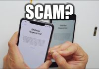Is The iPhone Unlock SIM A SCAM? MUST WATCH!