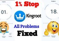 kingroot 1% percent problems solve |  how to root any Android phone | kingroot sa mobile root krean|